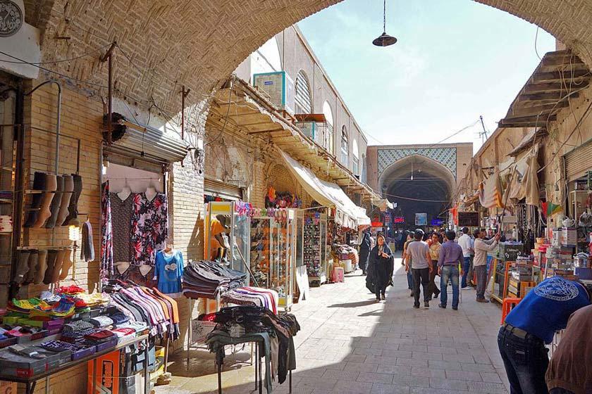 بازار قدیمی بوشهر