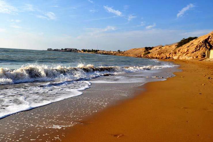 ساحل زیبای ریشهر